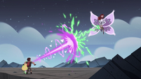 S4E28 Star and Teen Meteora's clash of magic