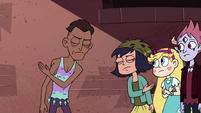 S4E30 Janna Ordonia and Pickles slap hands