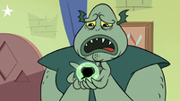 S2E11 Buff Frog 'my most delicate little glassy pearl'