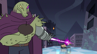 S2E18 Rasticore zaps sloth employee with a laser