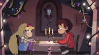 S4E13 Star and Marco finish their cereal