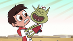 S2E13 Roy laughing in Marco Diaz's face