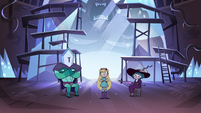 S4E4 Star acts as mediator between Rhombulus and Eclipsa