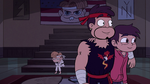 S2E37 Marco and Sensei leaving the dojo together