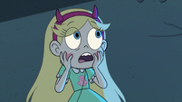 S3E11 Star Butterfly feigns being shocked