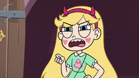 S3E17 Star Butterfly 'don't play dumb with me'