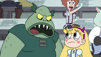 S4E16 Buff Frog 'I refuse to put my family in danger'