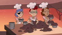 S4E2 Pie Folk making pies out of dirt