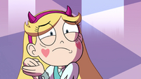 S4E36 Star Butterfly very creeped out by Toffee