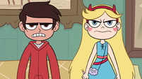 S2E36 Marco and Star about to attack again