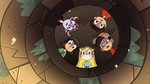 S4E31 Star and her friends look inside the well