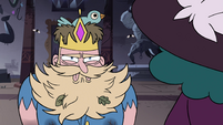S4E3 River Butterfly glaring at Eclipsa