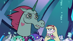 S1e2 pony head is going back for marco