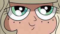 S2E17 Close-up on Jackie Lynn Thomas's face