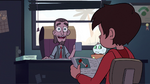 S2E3 Mr. Candle nervously greets Marco