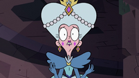 S3E28 Queen Butterfly having an internal crisis