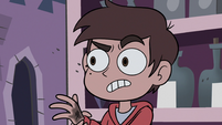 S2E18 Marco Diaz listens to Star explain the gift card