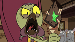 S2E8 Ludo tries to cast Face-Melting Death Ray