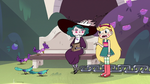 S3E14 Star Butterfly asks to sit next to Eclipsa