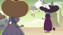 S4E10 Archibald appears before Star and Eclipsa