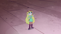 S2E32 Star Butterfly asks Omnitraxus who he is