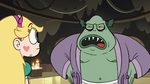 S3E5 Buff Frog asking if Star Butterfly has a plan
