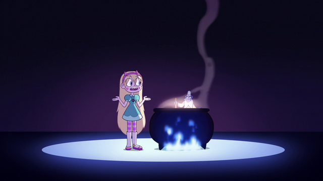 Файл:S3E7 Star Butterfly 'Toffee is out there'.png
