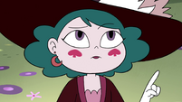 S4E23 Eclipsa trying to get Globgor's attention