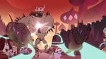 S1E3 Giant Ludo terrorizes Mewni