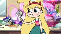 S1E8 Star notices her wand dying
