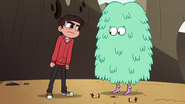 S2E13 Marco Diaz getting angry at Kelly