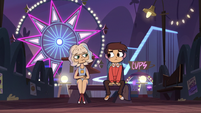 S3E13 Marco sitting nervously next to Jackie
