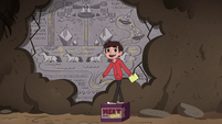 S4E31 Marco Diaz sharing his Mewman theory