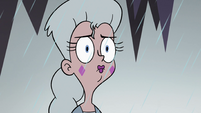 S4E36 Moon Butterfly standing in the rain
