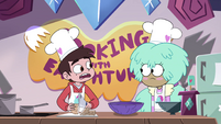 S4E9 Marco 'can you pass the salt?'
