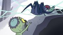 S2E2 Ludo begging spider for more food