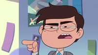 S3E34 Marco offended 'excuse me?'