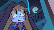 S3E9 Star Butterfly looking up at the moon