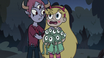 S3E31 Star Butterfly 'your house, it was a mess'