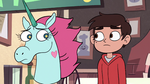 S2E24 Marco and Pony Head look ashamed at each other