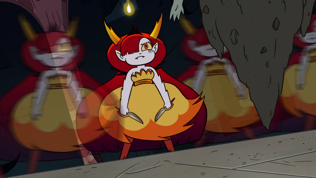 File:S2E41 Hekapoo duplicating herself.png