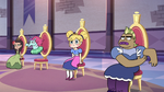 S3E10 Spiderbite, Pony Head, Star Butterfly, and Jaggs