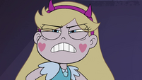 S4E4 Star glares at Eclipsa and Rhombulus