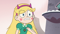 S3E7 Star Butterfly 'I came here without a wand'