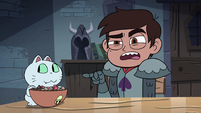 S4E18 Marco thinks Crandle is Mr. Candle