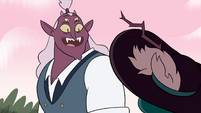 S4E23 Globgor 'this isn't Mewni history'