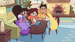 S2E36 Star and the Diazes have a family game night