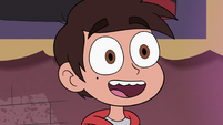 S3E14 Marco Diaz pleasantly surprised