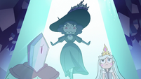 S3E2 Moon and Rhombulus in front of Eclipsa's cage