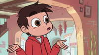 S2E18 Marco Diaz looking surprised